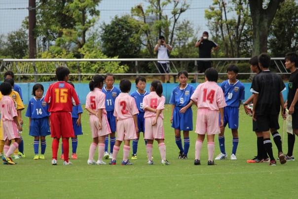 草サッカー3日目
